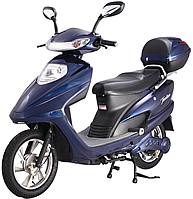 """NEW! 500W Electric Scooter Runs Smooth and Quiet w/ 12"""" Tires, Licensing/Insurance is NOT needed (ATE-501)"""