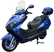 ROKETA 250cc Full Size Touring Scooter with MP3 speakers MC-68A-250