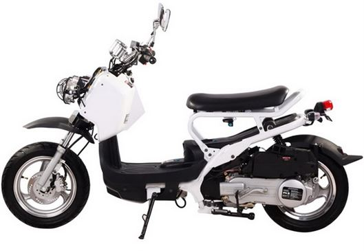 ICE BEAR BANDIT 150CC SCOOTER PMZ150-8
